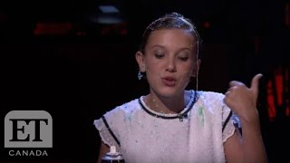 Download Stranger Things' Millie Brown Raps To Nicki Minaj 'Monster' Verse Video