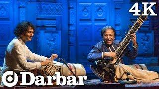 Download Divine Layakari | Raag Yaman | Ustad Shahid Parvez & Ojas Adhiya | Music of India Video