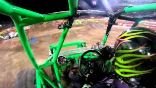 Download GoPro HD: Advance Auto Parts Monster Jam World Finals - Las Vegas 2011 - Grave Digger Uncut Video