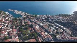 Download kaş drone 4k havadan çekim yer yüzü cenneti Video