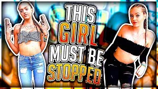 Download THIS GIRL MUST BE STOPPED!! (She ROASTED Me) Video
