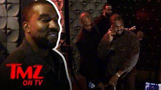 Download It's HAPPY Kanye! | TMZ TV Video