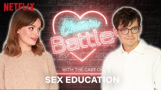 Download Flirting with British Accents: Sex Education   Charm Battle   Netflix Video