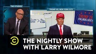 Download The Nightly Show - Blacklash 2016: The Unblackening - Donald Trump's Dangerous Second Amendment Talk Video