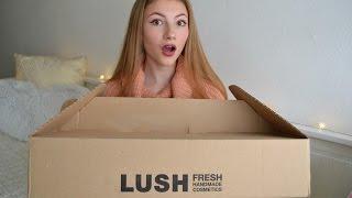 Download HUGE Lush Haul! Video
