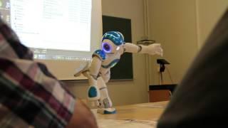 Download Demo of NAO robot Video