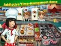Download Cooking Fever - Gameplay Review / Walkthrough / Free game for iOS: iPhone / iPad Video