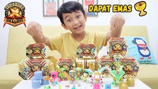 Download Permainan Berburu Harta Karun - Treasure X (Dragons, Hunters, Mini Beasts) Video
