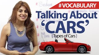 Download Talking about Cars - English Vocabulary Lesson Video