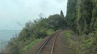 Download Japan Train. Anamizu - Wakura Onsen (Noto Railway) cab ride Video