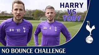 Download No Bounce Challenge ! FT Harry Kane + Toby Alderweireld Video