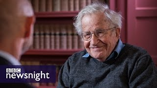 Download Noam Chomsky: I would vote for Jeremy Corbyn (EXTENDED INTERVIEW) - BBC Newsnight Video