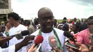 Download Culture Tiassalé/ Le vice-président lance la route de l'esclave : Réactions Video