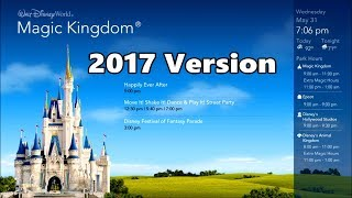 Download WDW Today | May 2017 | Disney Resort TV Park Information Channel Video