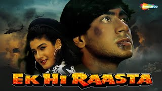 Download Ek Hi Raasta {HD} - Hindi Full Movie - Ajay Devgan - Raveena Tandon - (With Eng Subtitles) Video