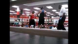 Download Rising Amateur Boxer Johnny Cuevas vs Pedro Rivera, El Boxeo Amateur de Nueva Jersey Video