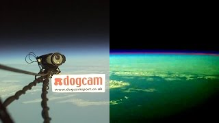 Download 100% proof of flat earth? Or is it? Dogcam high altitude balloon flight put to the test Video