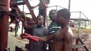 Download BAYELSA PALM'S LOCALLY FABRICATED MILL Video