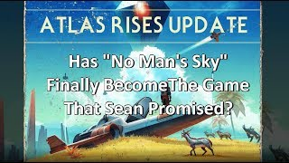 Download No Man's Sky - Atlas Rises - 1 Year After Release Video