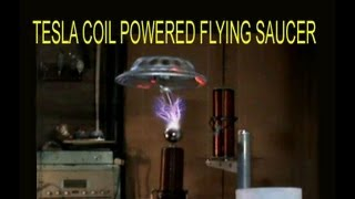 Download ″Antigavity″ Method 15b Pt b of 15 -Worlds's 1st Free Flight of A Tesla Coil powered Flying Saucer! Video