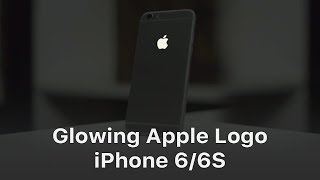 Download Glowing Apple Logo - iPhone 6 / iPhone 6S Video
