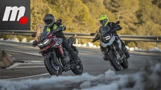 Download BMW R 1200 GS vs Triumph Tiger 1200 XRT | Comparativo / Review en español | motos Video