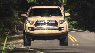 Download MotorWeek | Road Test: 2016 Toyota Tacoma Video