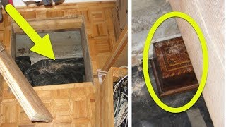 Download He Finds This Box Hidden Inside A Trap Door In His Closet What's Locked Inside Unbelievable! Video