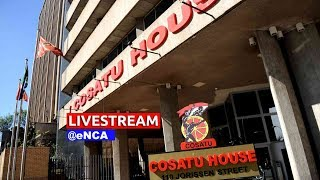 Download Cosatu's sixth Central Executive Committee meeting kicks off Video
