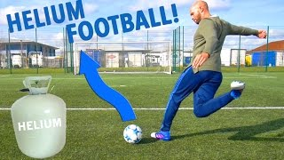 Download THE HELIUM FOOTBALL TEST! Video