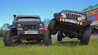 Download Что такое Jeep Wrangler Rubicon. Изменение внешнего вида Video