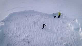 Download Avalanche Accident - Silver Fork Canyon, Utah. Video