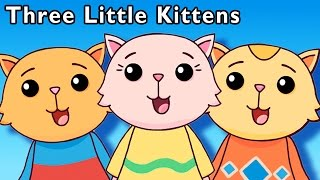 Download K Is for Kittens | Three Little Kittens and More | Baby Songs from Mother Goose Club! Video