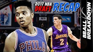 Download 2017 NBA Draft Recap: How They Fit Video