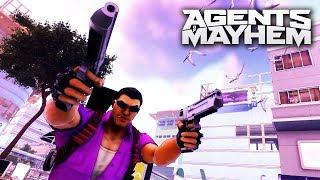 Download Agents of Mayhem - Operation: Good Cop, Bot Cop (Johnny Gat) Video