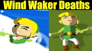 Download 118 Ways To Die In The Legend Of Zelda: The Wind Waker Video