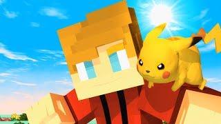 Download ♪ Minecraft Pokemon Song (Pixelmon) - Minecraft Song of The First Pokemon Movie (Parody) Video