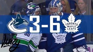 Download Canucks vs Maple Leafs | Highlights | Nov. 5, 2016 [HD] Video