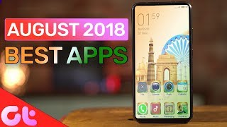 Download 10 NEW Android Apps of the Month - AUGUST 2018 Video