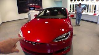 Download Tesla Test Drive | Autopilot is Awesome! Video