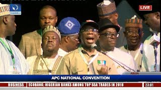 Download If You Fail As State Governor, You Cant Win As A President Oshiomhole Tells PDP Video