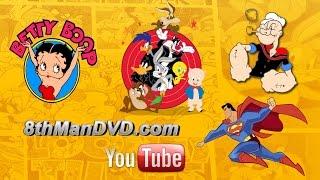 Download BIGGEST CARTOON COMPILATION: Looney Tunes, Donald Duck, Woody Woodpecker, Popeye, Superman & More! Video