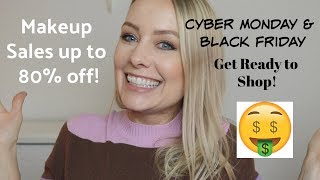 Download Cyber Monday & Black Friday   Tips to Prepare For Upcoming Makeup Sales! Video
