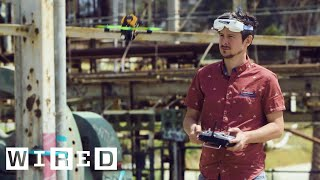 Download Meet One of the Best Drone Pilots in the World | WIRED Video