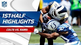 Download Rams Dominate Colts in the First Half! | NFL Week 1 Highlights Video