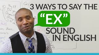 Download 3 ways to pronounce the EX sound in English Video