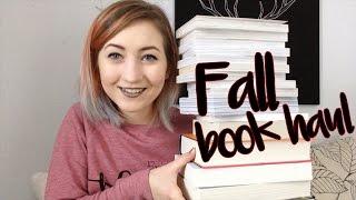 Download FALL BOOK HAUL 2016 Video