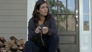 Download Walking Dead Season 7 Tara body shamed after weight gain - Actress Alanna Masterson Video