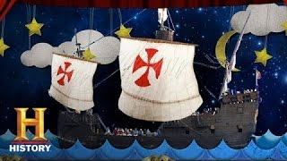 Download Ask History: Did Columbus Really Discover America? | History Video