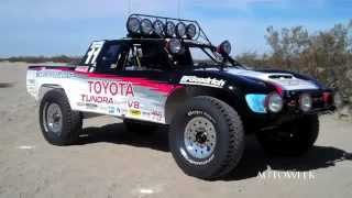 Download 133026 / 1994 Toyota PPI Trophy Truck 015 Video